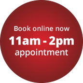 11am-2pm appointment slot