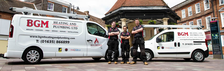 BGM Heating and Plumbing Team