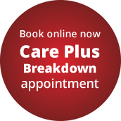 Care Plus Breakdown Appointment